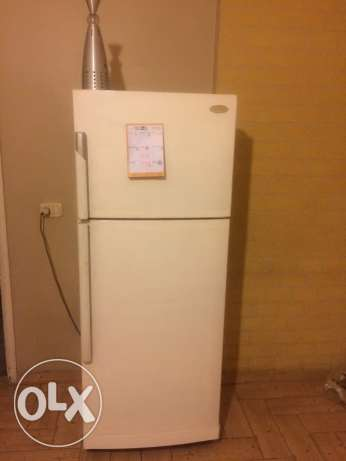 Fridge with very good price and in very good condition