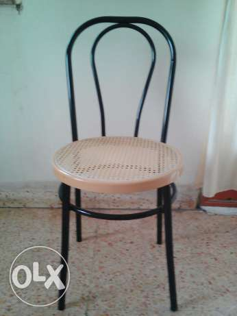 Chaise cannee