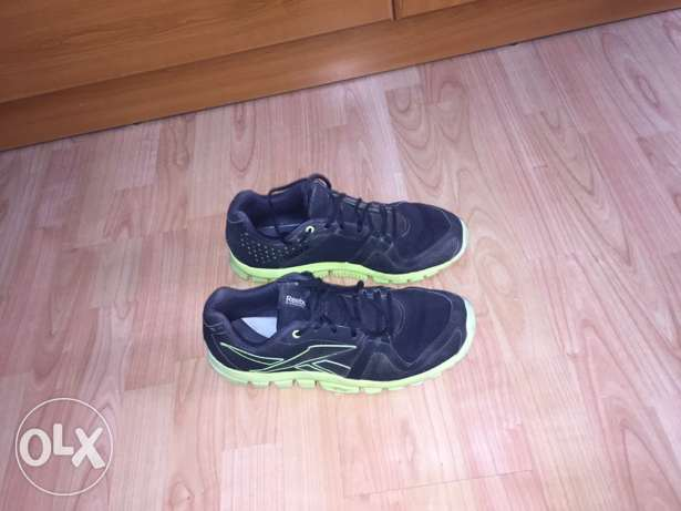 Clean running shoes reebok size 43 (EUR)