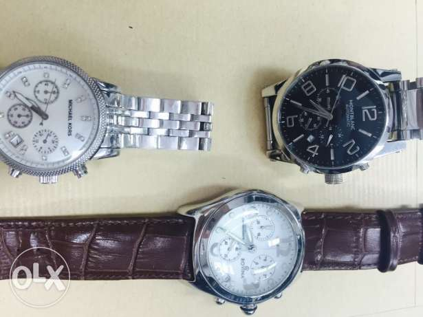 watches & accessories man & woman