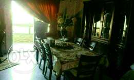 Dinning room ,8 chairs