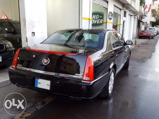 2011 Cadillac DTS Black/Black Leather Company Source 1 Owner As New أشرفية -  4