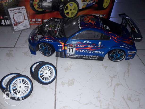 Rc Car Drift HSP عرمون -  4