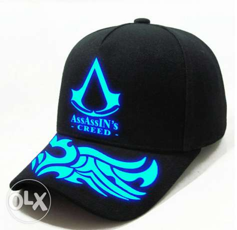 Assassin's Creed Fluorescent cap