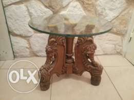 Olf french table