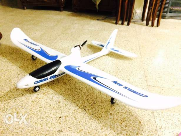 cloud fly RC plane حارة صيدا -  4