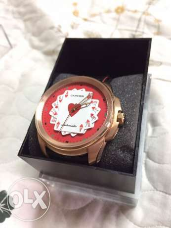 Cartier Automatic Watch(price is negotiable)