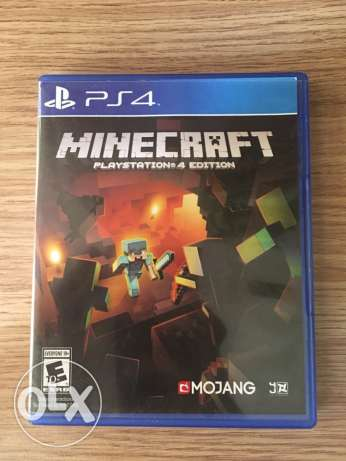 Minecraft for PS4 عجلتون -  1