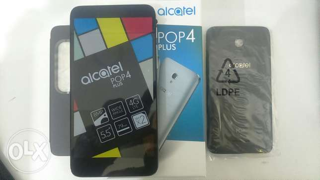 New for sale alcate 5.5 inch. 16gb