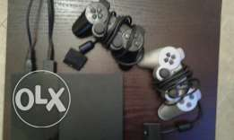 Ps2 for sale with 2 controllers