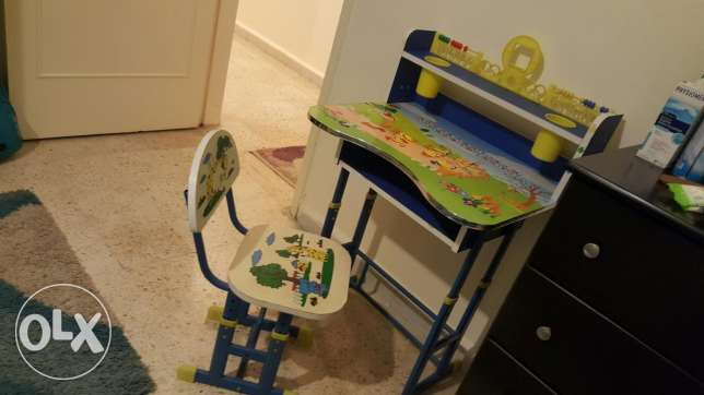study table for kids good condition and quality