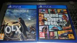 2 new games ps4