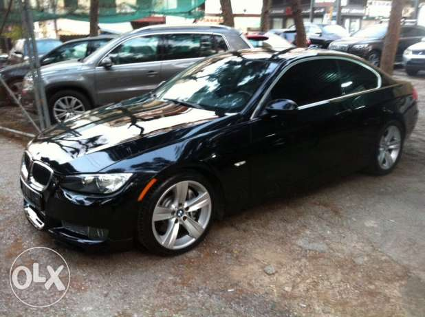 BMW 335 i Coupe ( TESSJIL 3LAYNA ) Fully Loaded Black Basketball