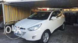 Hyundai tucson 2014 f.o like new