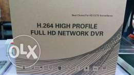 DVR 16CH FULL hd network