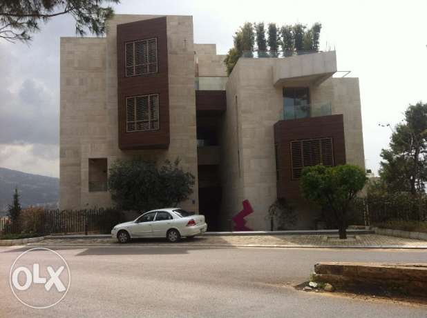 Baabda Yarze For Rent 4 Bedrooms