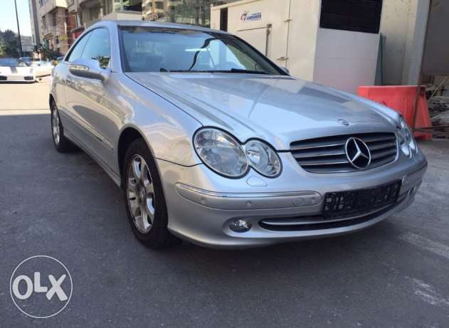 Mercedes-Benz CLK240 Elegance 2003 German Origin فردان -  3
