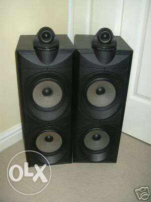 Wharfedale Modus 5 speakers