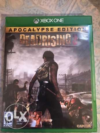 xbox one game deadrising3