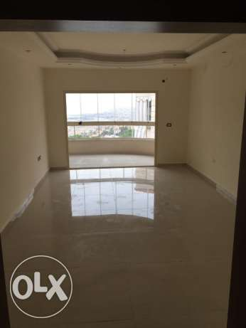 165 sqm Apartment for sale in Deir Kobel (With Mountain and Sea view) بشامون -  1