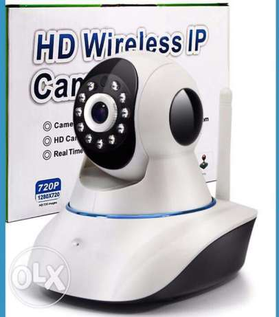 Wireless Baby monitor ptz