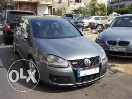 V.W Golf 5 GTI (MK5)-2006-Grey/Black-DSG-Swiss Origin-Navigation