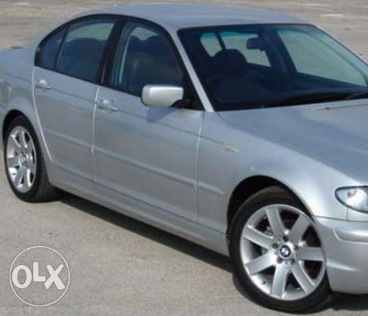 BMW For sale 2002 look 2003. Silver