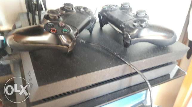 PS4 in broumana