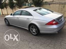 Mercedes-Benz cls500/2006 for sale
