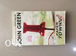 Paper Towns Book By John Green