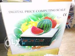 Digital Price Computing Scale