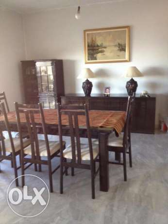 Dining room table set in great condition for sale