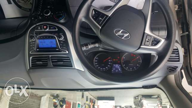 Hyundai Accent Model 2014, Automatic, A/C, ABS, 4 Electrical Windows