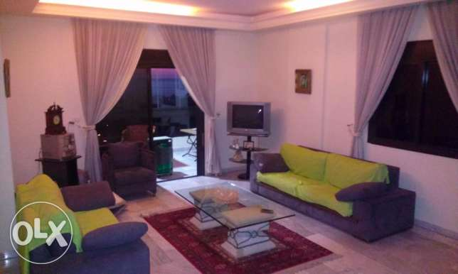 apartment 120m2 for sale in zouk mosbeh