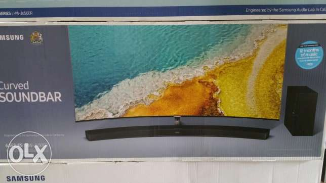 Samsung sound bar hw-j6500R
