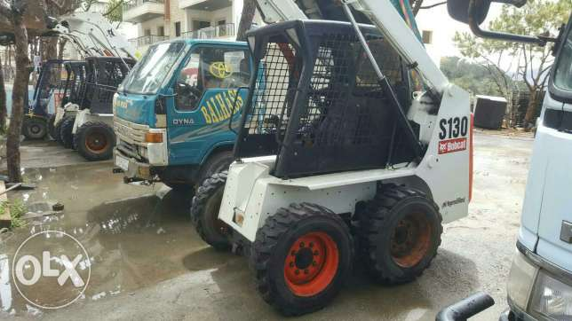 For sale bobcat s130