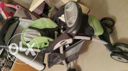 Poussette Chicco (stroller)