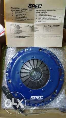 Spec Clutch Stage 5 for MK3