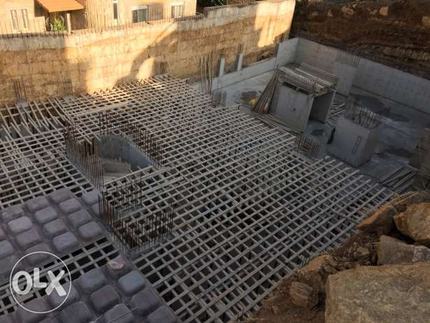 under construction project in quneitra- kornet chehwan المتن -  3