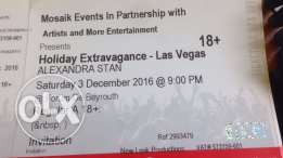 alexandra stan tickets