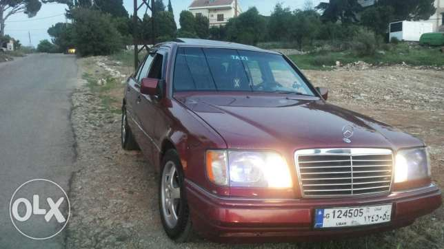 w124 mercedes benz 230 - body 320