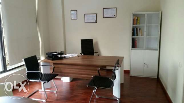 Furnished Office for Rent