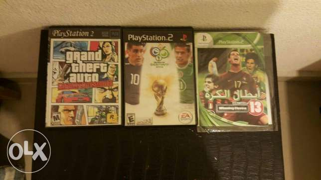 Games for ps2