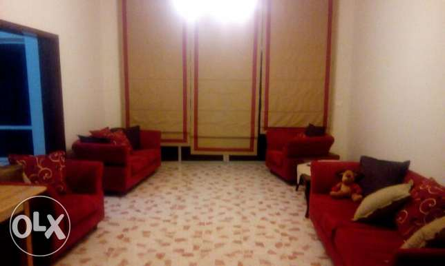 apartments for rent near at building tabib in furn cheback 220 metter