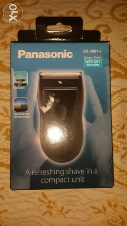 New Panasonic Shaver