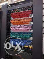 IT, network wired and wireless, systems solutions