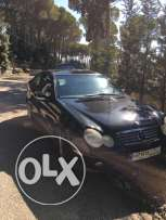 2003 Mercedese benz c230 kompressor