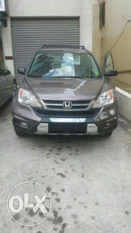 Crv 2011 full options 4WD