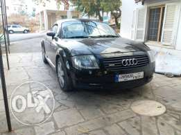 audi tt for sale or trade