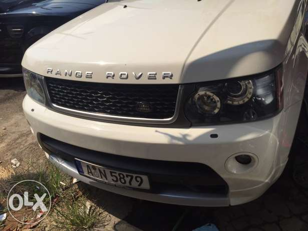 range rover super charge